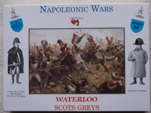 A Call To Arms 1/32 CAL3225 British Scots Greys Dragoons (Napoleonic)